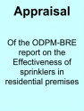 FSA appraisal of ODPM Report