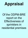 FSA appraisal of ODPM Report